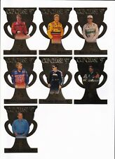 1997 Press Pass CUP CHASE DIE-CUT GOLD #CC13 Sterling Marlin BV$10! VERY SCARCE!