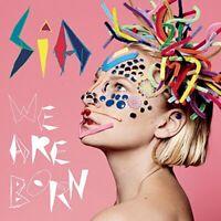 Sia - We Are Born (NEW CD)