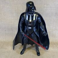 """15"""" star wars LARGE DARTH VADER ACTION FIGURE Disney Store SITH LORD"""