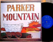 ARKANSAS BLUEGRASS LP: PARKER MOUNTAIN Mother Maybelle TBM PMB-7 Private press