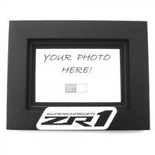 C6 Corvette 2005-2013 Logo Picture Frame - ZR1 Supercharged