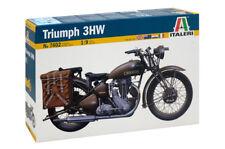 Italeri 7402 - 1/9 Triumph 3Hw Motorcycle - Neu