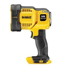DEWALT LED Flashlight DCL043 N 18v XR Work Light bare tool / Body Only