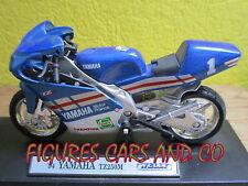 MOTO 1/18 YAMAHA  TZ 250 M #1 HARADA YAMAHA MOTOR FRANCE 1994 WELLY