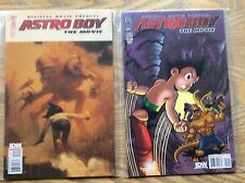 Astro Boy The Movie Comics #2 Covers A And B! Look In The Shop!