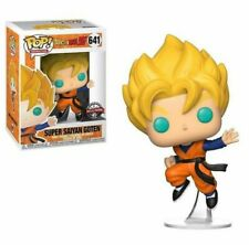 Figura Funko Pop Super saiyan Goten Dragon ball Z nuevo