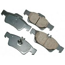 Disc Brake Pad Set-Sedan Rear Akebono EUR986