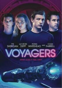 Voyagers - Adventure Sci-Fi Thriller (2021) DVD