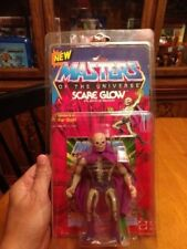 MOTU Scare Glow, Masters of the Universe, MOC, Carded, figure, Sealed, He-man