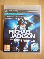 "Michael Jackson The Experience Jeu Vidéo ""PS3"" Playstation 3"