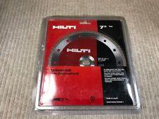 Hilti Turbo Dc D Up T 7 X 78 Diamond Blade Nib Free Shipping