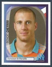 PANINI UEFA CHAMPIONS LEAGUE 2007-08- #257-MARSEILLE-BENOIT CHEYROU