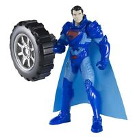 Man of Steel Movie Superman Wheel Wrecker Power Attack Deluxe Action Figure