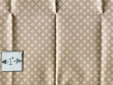Fabric Brodnax Prints KenilwortH CVT06 miniature dollhouse Cotton 1/12 scale 1pc
