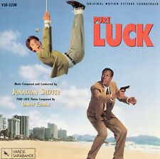 Pure Luck Jonathan Sheffer OST Soundtrack Cassette NEW