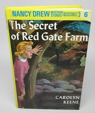 Nancy Drew: The Secret of Red Gate Farm Vol. 6 by Carolyn Keene (1999, HC)