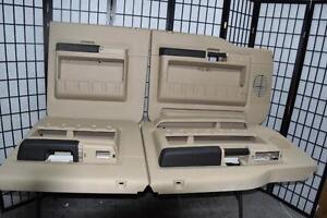 2008-2010 FORD F250 LARIAT REAR & FRONT PASSENGER & DRIVER SIDE DOOR PANELS