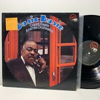 Basic Basie Count Basie Verve MPS 821291- VG++/VG Jazz LP
