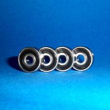 19,05 x 41,275 x 11,1125 mm 10 Kugellager R12 ZZ Inch Zoll