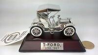MODELLINI AUTO COLLEZIONE EPOCA ANTICHE CARS COLLECTION MODEL FORD T MOTORS