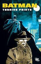 Turning Points by Ed Brubaker, Chuck Dixon and Greg Rucka (2007, Paperback, Rev…