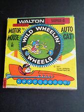Vintage film 1971 Walton Home Movies 8MM MOTOR MOUSE WILD WHEELIN WHEELS