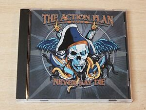 The Action Plan/Never Say Die/2012 CD Album/TAP
