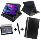 Custodia Tablet Trekstor SurfTab wintron 7 + Foil-pin 3in1 Da 7 Pollici Nero