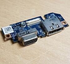 Dell Latitude E4300 VGA / eSATA Board Tested. 0R670D / JAL10
