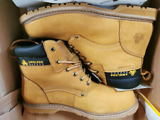 AMBLERS FS147 S3 honey safety waterproof boot with midsole size 12/47