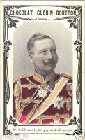 Kitschbild Guérin Boutron - 10 - Guillaume II, Kaiser- aus Deutschland (I 5556)