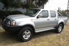 Navara Dual Cab Passenger Vehicles