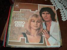 """STONE - ERIC CHARDEN """" CENTO CITTA' """"  ITALY'72"""