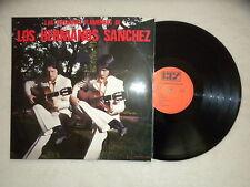 """LP LOS HERMANOS SANCHEZ """"Las guitarras flamencas"""" Dédicacé - LHS 047601 FRANCE §"""