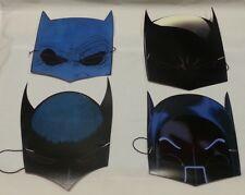 SDCC Comic Con 2014 Handout 4 DC Comics BATMAN 75th anniversary promo Masks