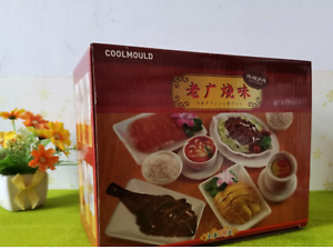 Orcara Re-ment Miniature HK café Cantonese BBQ Food Doll House