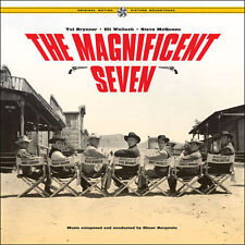 The Magnificent Seven - 2 x LP Complete - Gatefold Vinyl - Elmer Bernstein