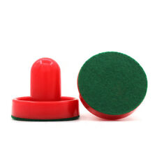 Air Hockey Accessories 76mm Pusher Goalies Puck Felt Set Adult Games Toys New
