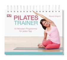 Pilates-entrenador de alycea ungaro (2013, plástico encuadernación)