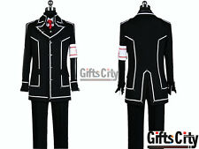 Anime Vampire Knight Boys' Day Black Class Uniform Cosplay Costume