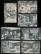 More details for scotland cawdor castle c1930 moray publishers ppcs 7 cards