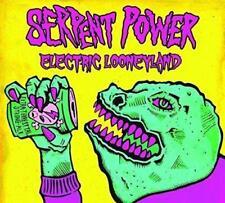 "Serpent Power - Electric Looneyland (NEW 12"" VINYL LP)"