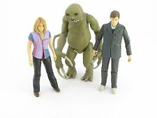 Doctor Who 10th Dottore David Tennant ROSE slitheen BBC Action Figure
