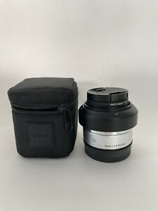 SIGMA Art 19mm F2.8 DN Silver AF Lens For Sony E-Mount