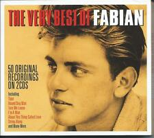 Fabian - The Very Best Of [Greatest Hits] 2CD NEW/SEALED