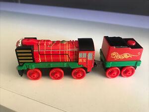 Thomas The Tank Engine Take Along Die-cast Train Yong Bao