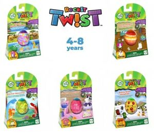 LeapFrog Rockit Twist Game Pack - NEW Multiple Choice 4-8 years