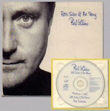 "PHIL COLLINS "" BOTH SIDES & THE STORY "" CD's DIGIPACK NUOVO"