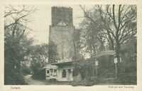 Ansichtskarte Durlach Turm auf dem Turmberg 1914 Karlsruhe  (Nr.752)