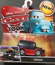 Disney Pixar Cars Toon Yokoza #16 diecast car - from Tokyo Mater - New on card